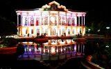 عمارت باغ شاپوری شیراز