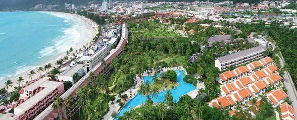 هتل دوآنجیت پوکت تایلند