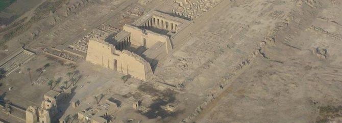 معابد باستانی مصر