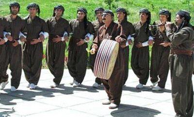 آداب و رسوم نوروزی در کردستان