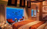 تصاویر زیباترین هتل های زیر دریا