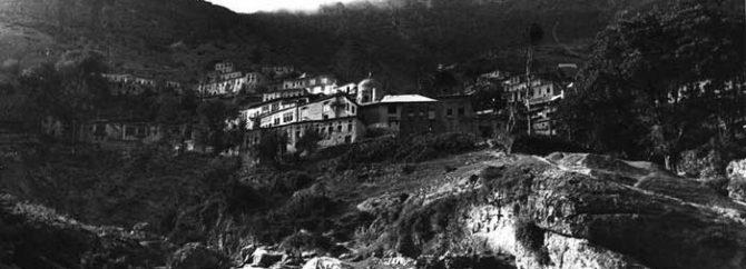 تصاویر زیبا از ماسوله در سال ۱۳۴۷