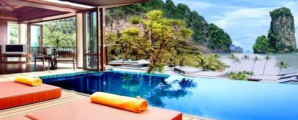 هتل سنترا گرند بیچ پوکت تایلند