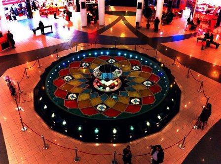 مرکز خرید الماس شرق_مراکز خرید مشهد