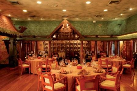 رستوران هتل امپریال نیو دهلی (The Imperial New Delhi)
