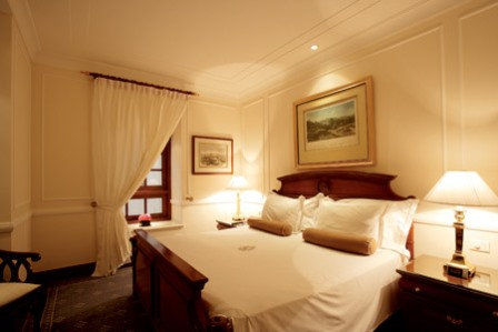 اتاق هتل امپریال نیو دهلی (The Imperial New Delhi)