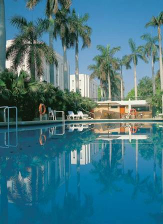 استخر هتل امپریال نیو دهلی (The Imperial New Delhi)