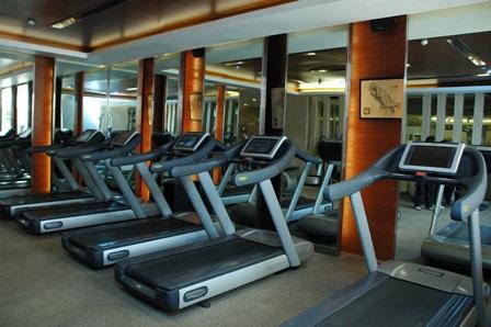 باشگاه ورزشی هتل لالیت نیو دهلی (LALIT NEW DELHI)