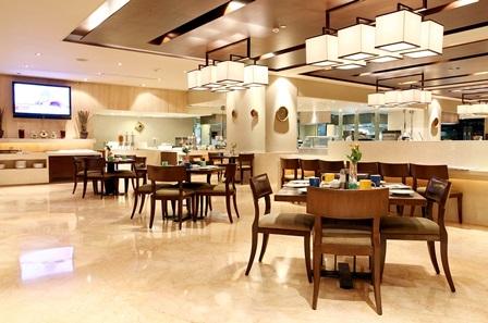 رستوران های هتل لالیت نیو دهلی (LALIT NEW DELHI)