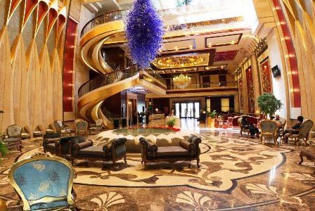 تور مشهد هتل مجلل درویشی