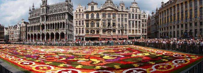 جاذبه های توریستی بروکسل در بلژیک