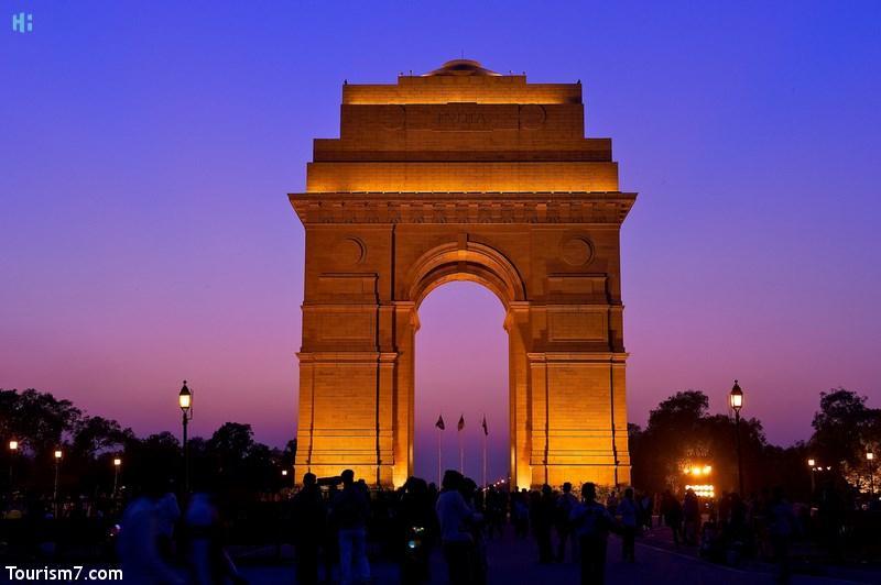 تور دهلی دروازه ای به مثلث طلایی هند