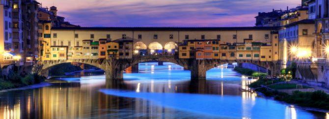 جاذبه های گردشگری فلورانس ایتالیا
