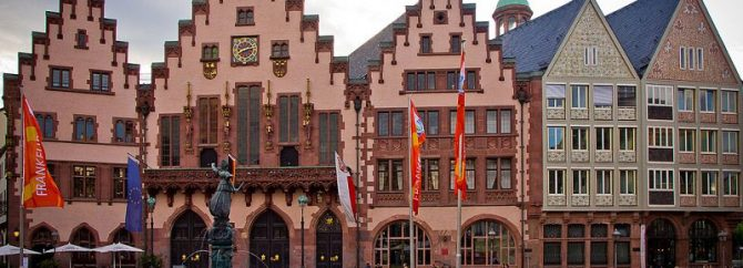 جاذبه های توریستی فرانکفورت آلمان