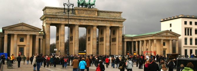 جاذبه های توریستی برلین آلمان