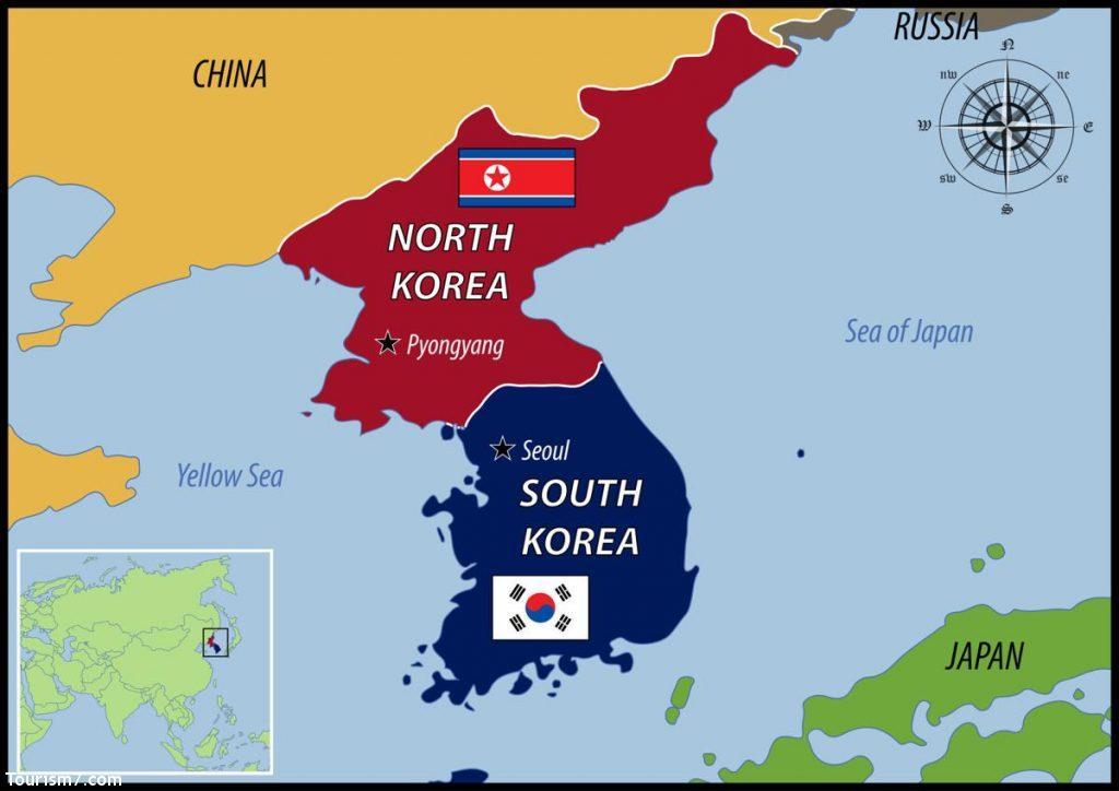 معرفی کشور کره جنوبی
