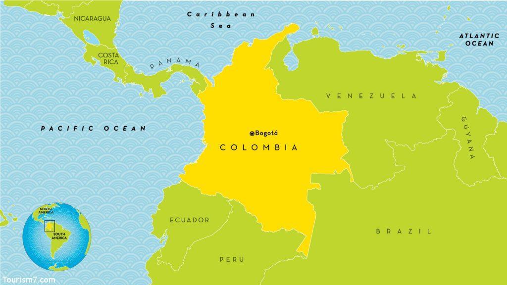 معرفی کشور کلمبیا